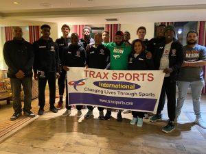 Trax Sports Reception